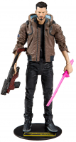 Wholesalers of Cyberpunk W1 7 Inch Figures - V Male toys image 2
