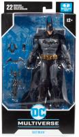 Wholesalers of Dc 7 Inch Arkham Asylum Batman W1 toys image