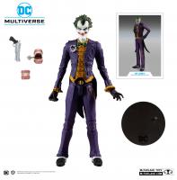 Wholesalers of Dc 7 Inch Arkham Asylum Joker W1 toys image 2