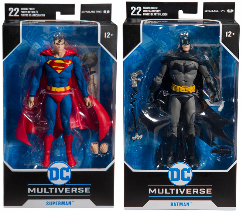 Wholesalers of Dc 7 Inch Figure - W1 - Asst toys