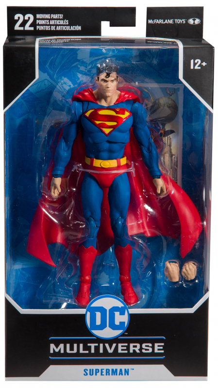 Wholesalers of Dc 7 Inch Figure - W1 - Modern Superman toys
