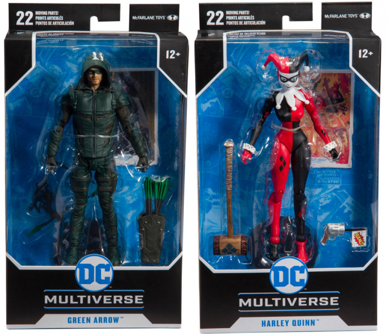 Wholesalers of Dc 7 Inch Figure W1 - Asst toys