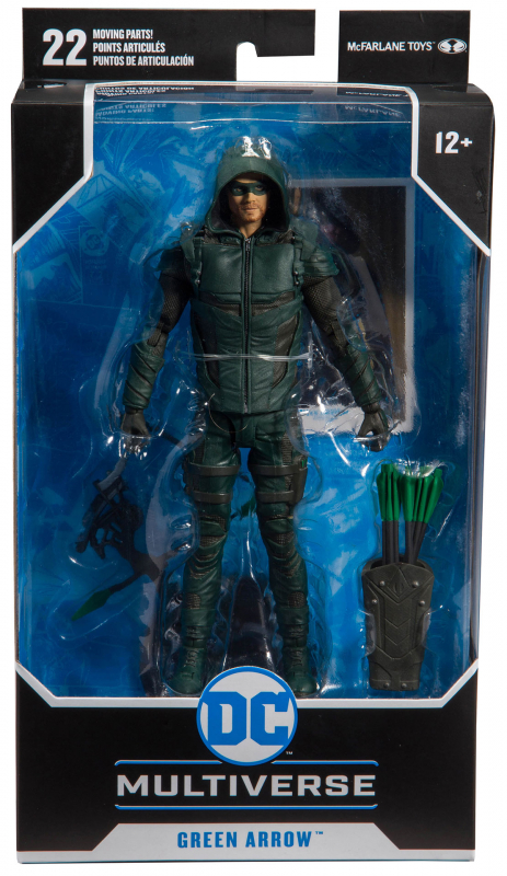 Wholesalers of Dc 7 Inch W1 - Green Arrow toys
