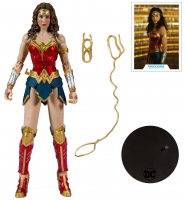 Wholesalers of Dc 7 Inch W2 - Wonder Woman toys image 2