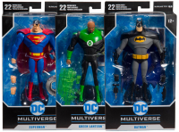 Wholesalers of Dc Animated 7 Inch Figure Asst W1 toys Tmb