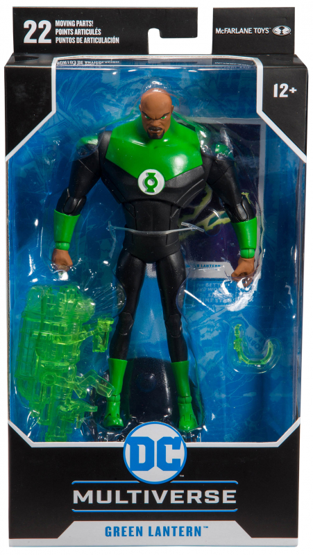 Wholesalers of Dc Animated 7 Inch Green Lantern W1 toys