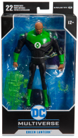 Wholesalers of Dc Animated 7 Inch Green Lantern W1 toys image