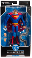 Wholesalers of Dc Animated 7 Inch Superman W1 toys image