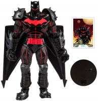 Wholesalers of Dc Armored 7 Inch Batman Hellbat W1 toys image 3