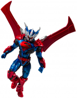 Wholesalers of Dc Armored 7 Inch Figure Asst W1 toys image 2