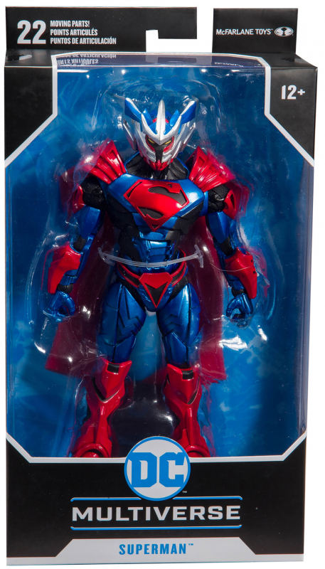Wholesalers of Dc Armored 7 Inch Superman Unchained W1 toys