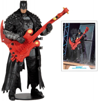 Wholesalers of Dc Build-a 7in Figures Wv4 - Death Metal - Batman 2 toys image 3