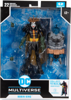 Wholesalers of Dc Build-a 7in Figures Wv4 - Death Metal - Robin King toys image
