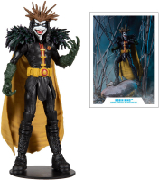 Wholesalers of Dc Build-a 7in Figures Wv4 - Death Metal - Robin King toys image 5