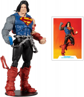 Wholesalers of Dc Build-a 7in Figures Wv4 - Death Metal - Superman toys image 5