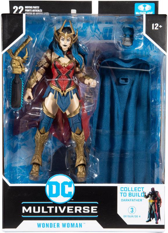 Wholesalers of Dc Build-a 7in Figures Wv4 - Death Metal - Wonder Woman toys