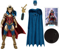 Wholesalers of Dc Build-a 7in Figures Wv4 - Death Metal - Wonder Woman toys image 2