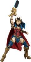 Wholesalers of Dc Build-a 7in Figures Wv4 - Death Metal - Wonder Woman toys image 3