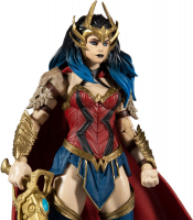 Wholesalers of Dc Build-a 7in Figures Wv4 - Death Metal - Wonder Woman toys image 4