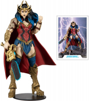 Wholesalers of Dc Build-a 7in Figures Wv4 - Death Metal - Wonder Woman toys image 5