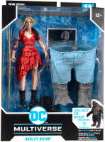 Wholesalers of Dc Build-a Figure Wv5 - Suicide Squad - Harley Quinn toys Tmb
