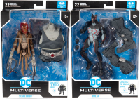 Wholesalers of Dc Build-a Wv3 - Last Night On Earth - Asst toys Tmb