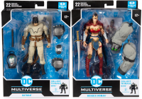 Wholesalers of Dc Build-a Wv3 - Last Night On Earth - Asst toys image 2