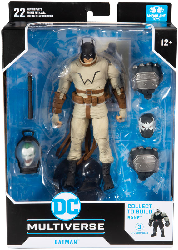Wholesalers of Dc Build-a Wv3 - Last Night On Earth - Bruce Wayne toys