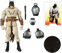 Wholesalers of Dc Build-a Wv3 - Last Night On Earth - Bruce Wayne toys image 2