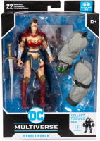 Wholesalers of Dc Build-a Wv3 - Last Night On Earth - Wonder Woman toys Tmb