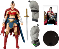 Wholesalers of Dc Build-a Wv3 - Last Night On Earth - Wonder Woman toys image 2