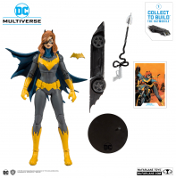 Wholesalers of Dc Collector 7 Inch Bat Girl W1 toys image 3