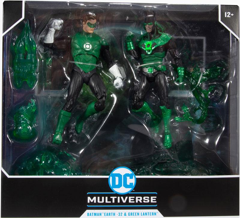 Wholesalers of Dc Collector Multipack - Green Lantern Vs Dawnbreaker toys