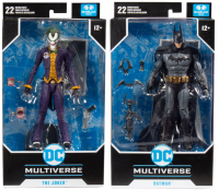 Wholesalers of Dc Gaming 7 Inch Figure Asst W1 toys Tmb