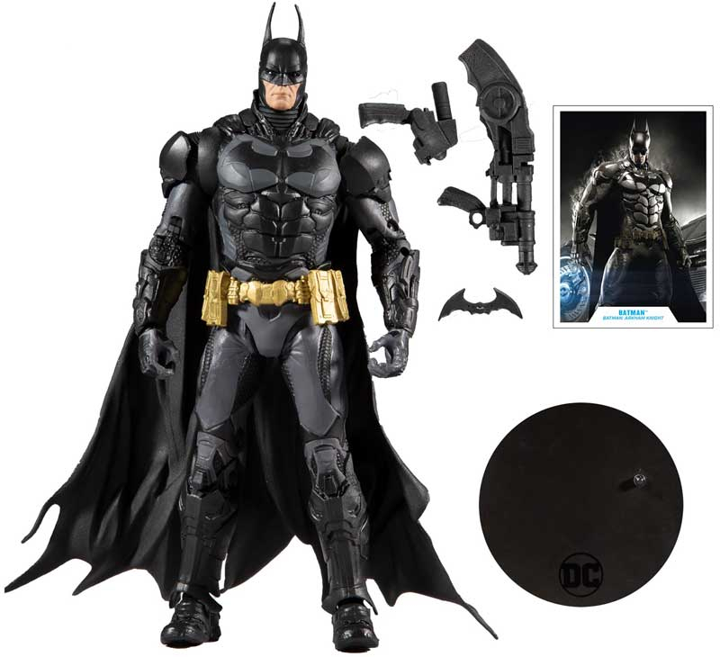 Wholesalers of Dc Gaming Action - Wv2 - Arkham Knight Batman toys