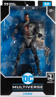 Wholesalers of Dc Justice League Cyborg toys image