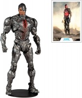 Wholesalers of Dc Justice League Cyborg toys image 3