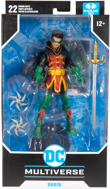 Wholesalers of Dc Multiverse - Damien Wayne Robin toys