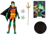 Wholesalers of Dc Multiverse - Damien Wayne Robin toys image 2