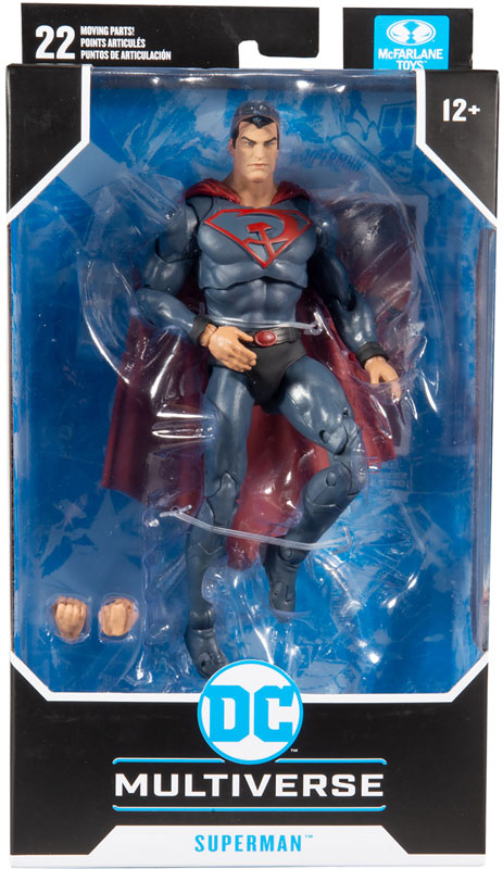 Wholesalers of Dc Multiverse - Red Sun Superman -variant toys