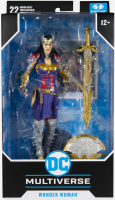 Wholesalers of Dc Multiverse - Wonder Woman Designed By Todd Mcfarlane toys Tmb