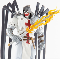Wholesalers of Dc Multiverse 7in - Azrael White Templar toys image 4