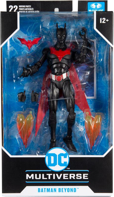 Wholesalers of Dc Multiverse 7in - Batman Beyond toys