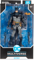 Wholesalers of Dc Multiverse 7in - Batman Designed By Todd Mcfarlane toys image