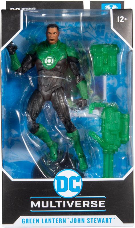 Wholesalers of Dc Multiverse 7in - Modern Comic Green Lantern toys