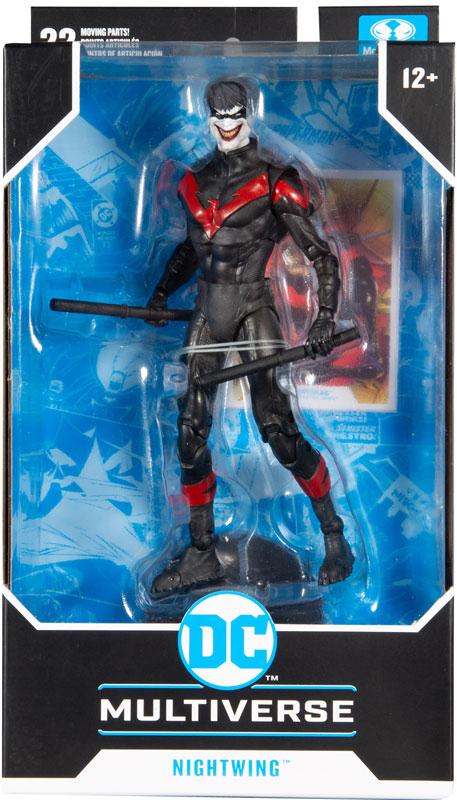 Wholesalers of Dc Multiverse 7in - Nightwing Joker toys