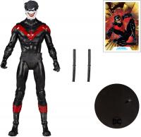 Wholesalers of Dc Multiverse 7in - Nightwing Joker toys image 2