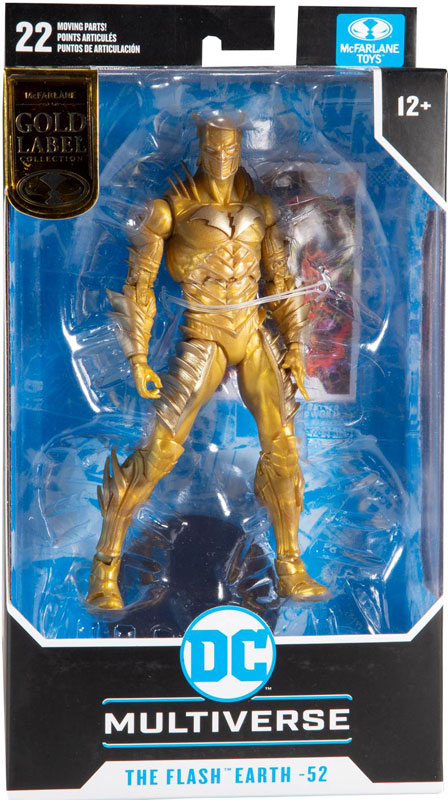Wholesalers of Dc Multiverse 7in - Red Death Gold toys