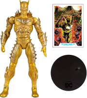 Wholesalers of Dc Multiverse 7in - Red Death Gold toys image 2