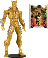 Wholesalers of Dc Multiverse 7in - Red Death Gold toys image 4